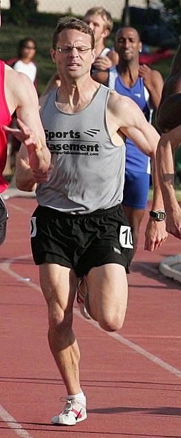 Bancroft Teacher Jim Sorensen Sets Masters Track Records